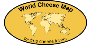 World Cheese Map